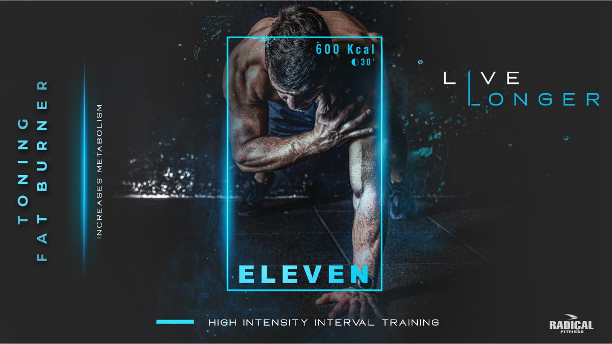 ELEVEN ® 熱力11 國際認證師資培訓班
