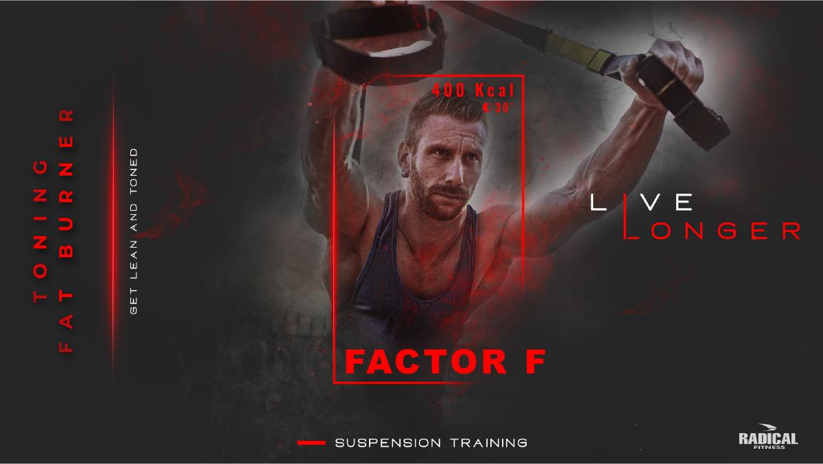 FACTOR F ® 全效綜訓 國際認證師資培訓班
