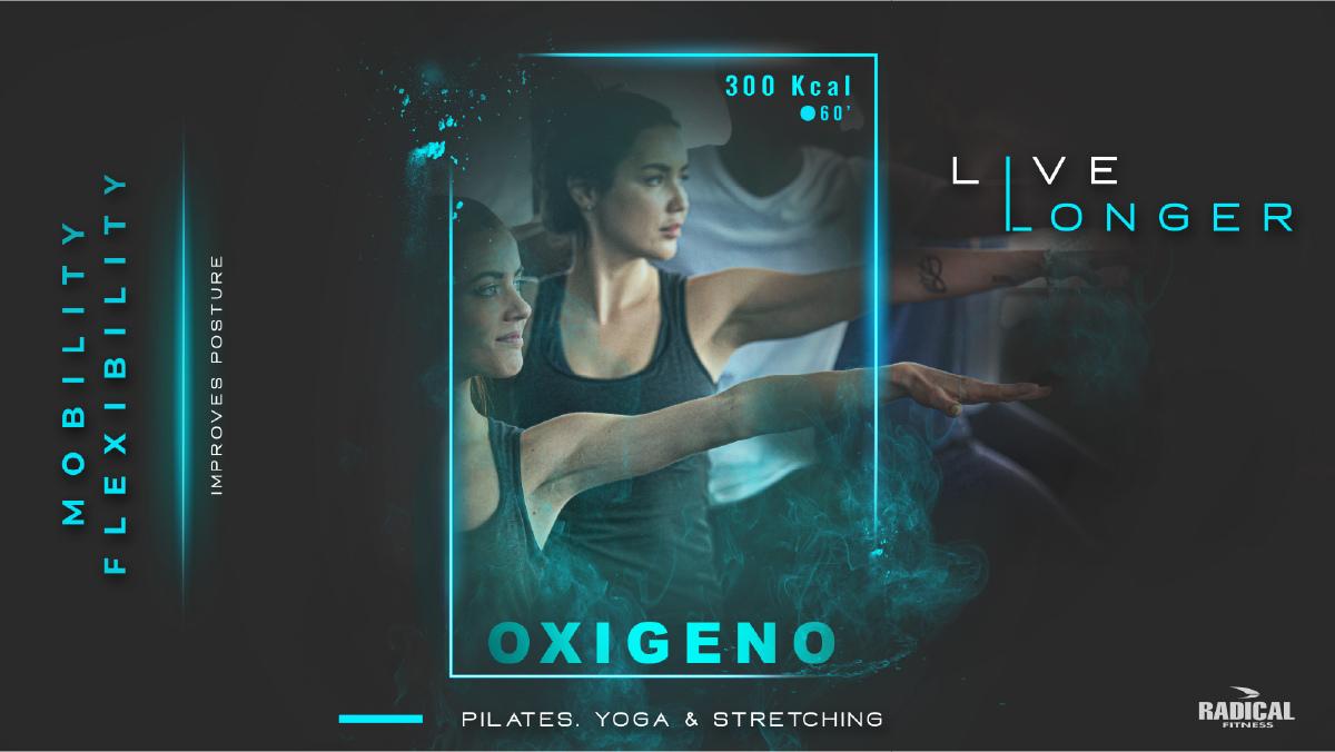OXIGENO ®活氧舒展 國際認證師資培訓班